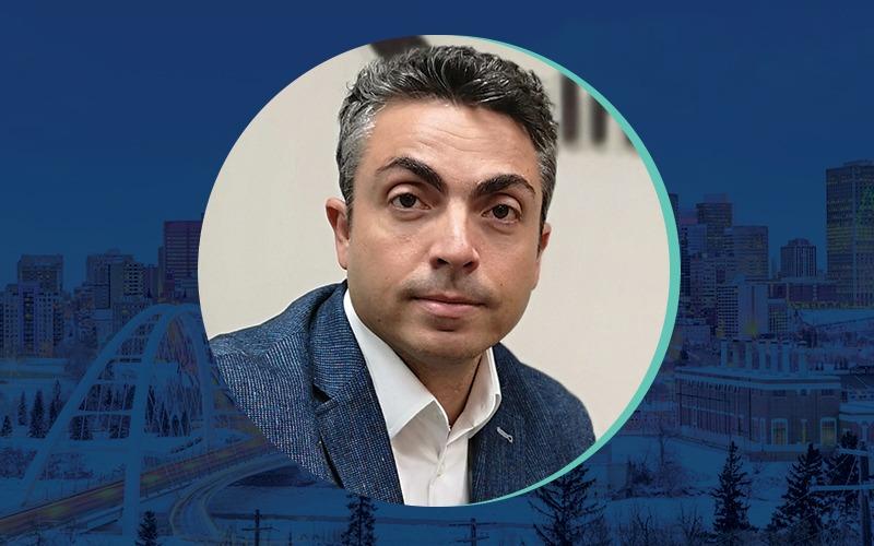 Saher Ghattas headshot