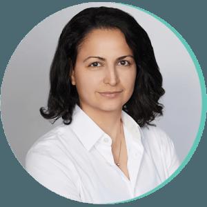 Mehrnaz Bassiri headshot