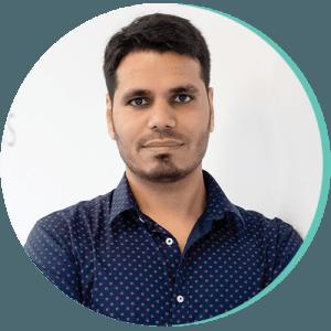 Rakesh Soni headshot