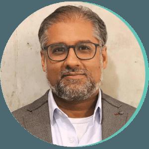 Balaji Gopalan headshot