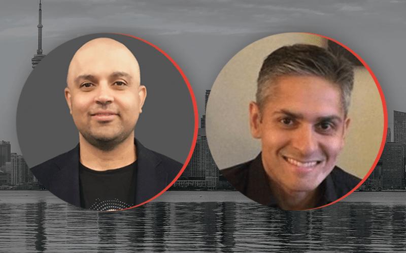Matthew Todman and Omar Khan headshot