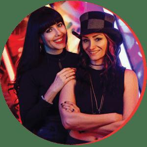 Ashley Short and Tijen Yalchin headshot
